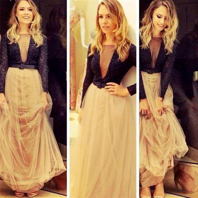 Patricia Bonaldi Dress !!!! Blush and black