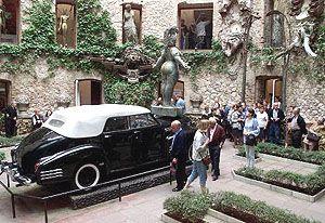 The Salvador Dali Museum at Figueras, near Barcelona