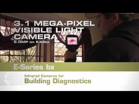 FLIR Systems: Infrared Cameras for Building Diagnostics