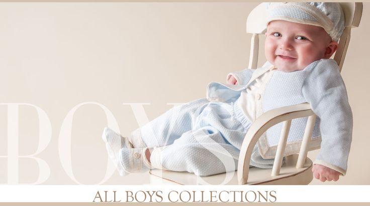 Designer Baby Boys Clothes – Newborn Boy Clothing - BabyBeauandBelle
