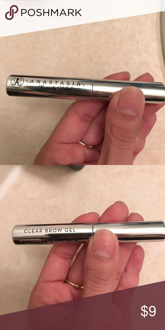 Anastasia clear brow gel Perfect finishing touch to your brows Anastasia Beverly Hills Makeup