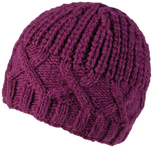 Nirvanna Designs X-Knit Beanie, Raisin >>> To view further for this item, visit the image link.
