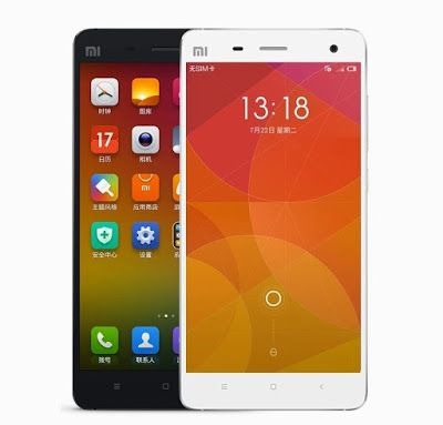 Harga Xiaomi Mi4, Smartphone Powerfull RAM 3GB