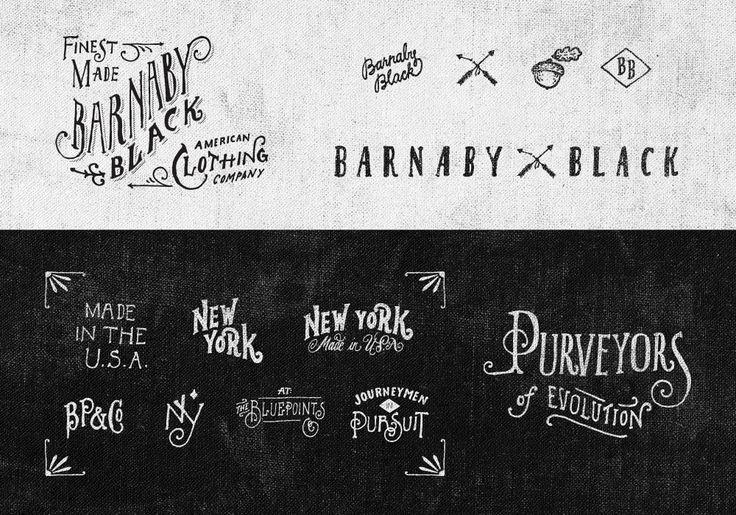 Contino.: Hands Drawn Letters, Barnabi Black, Typography Logos, Jon Contino, Vintage Letters, Google Search, Logos Inspiration, Black White, Identity Design