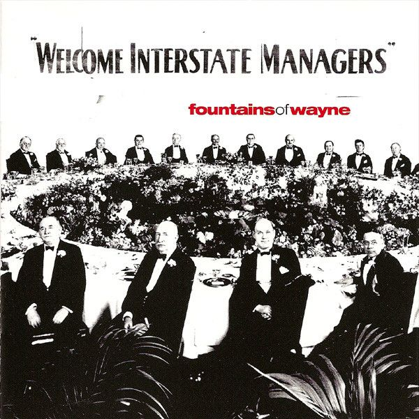 Fountains Of Wayne - Welcome Interstate Managers (CD, Album) at Discogs