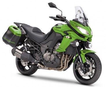 MOTOCICLETEKawasaki Kawasaki Versys 1000 Tourer Plus ABS '16