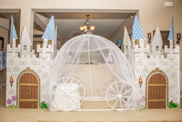 "Photo 2 of 15: Princess Birthday Party  / Birthday ""CinderBella's 3rd Birthday Royal Bruncheon & Ball"""