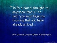 jonathan livingston seagull quotes - Google zoeken