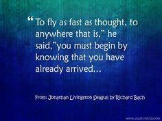 jonathan livingston seagull quotes - Google zoeken