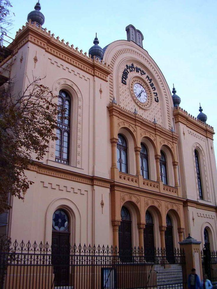 Pecs Synagogue  (Hungary)