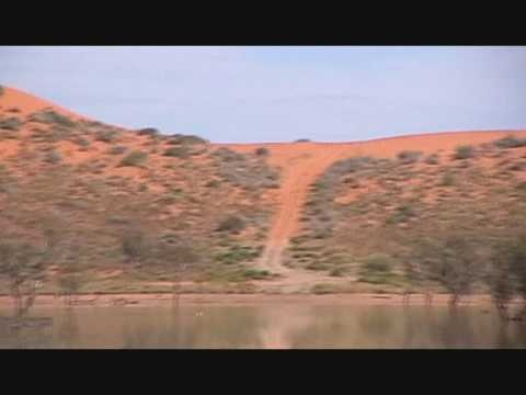 Flooding on the Birdsville side of Big Red & Little Red June 2010 - YouTube