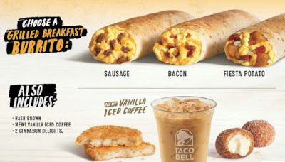 Taco Bell Tests $3 Breakfast Meal Deal