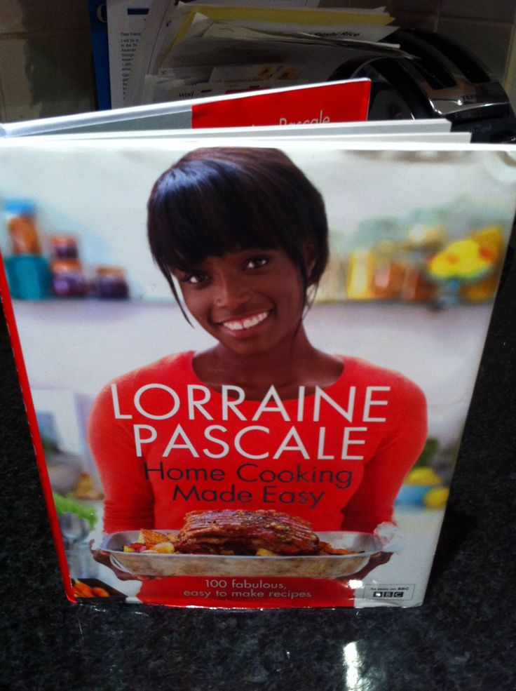 Another recipe courtesy of my favourtite TV chef, Lorraine Pascale. I'm loving the trend in British television programming that pretty much guarantees on any week night, there will be some fo…
