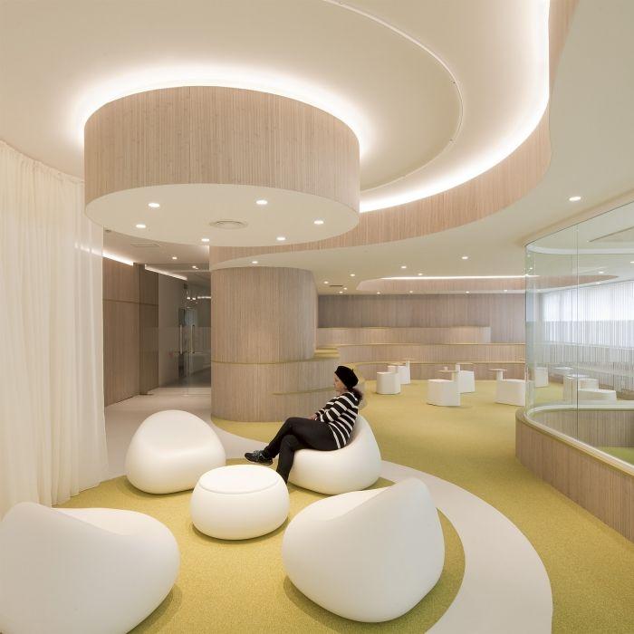 Loving this office design www.corporatecare.com