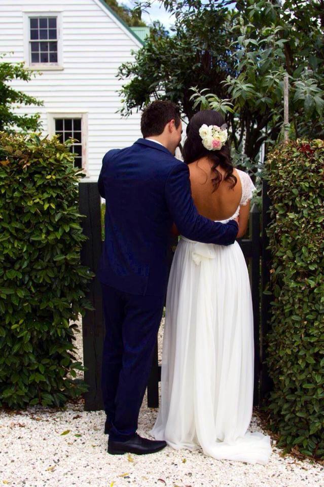 Bonnie in Emme-waisted #Bohemian #Boho #Bohobride #weddingdress…