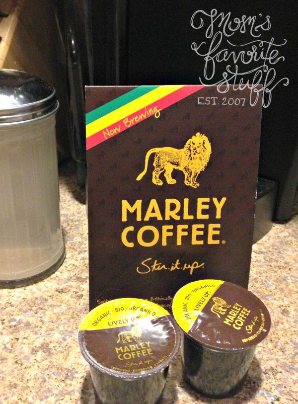 Marley Coffee - from Bob Marley's son Rohan