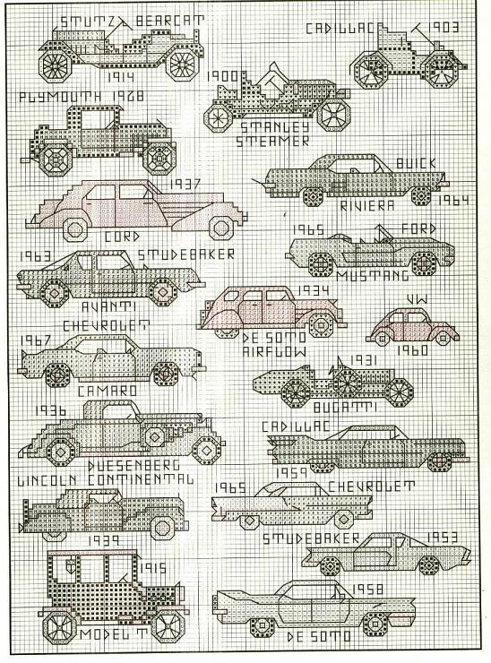 Gallery.ru / Фото #6 - DIVERSOS - samlimeq   classic cars