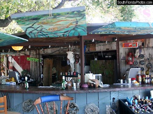 Robbie's.  Islamorada, Florida....fun & cheap to shop :)