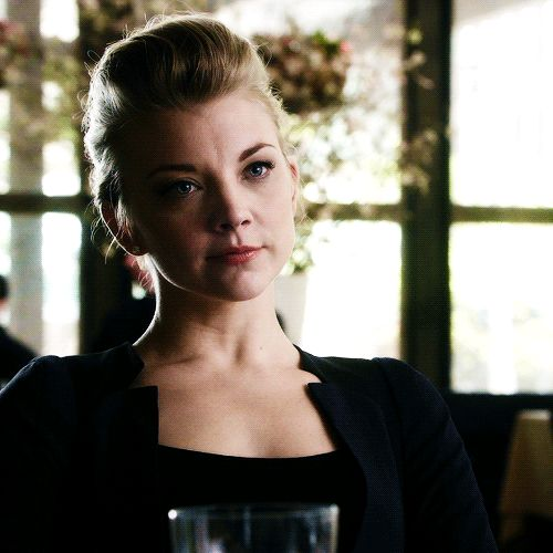 Natalie Dormer as Jamie Moriarty in Elementary.