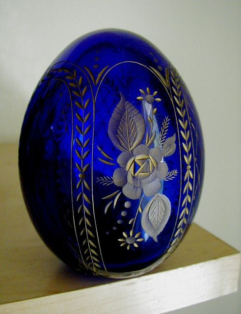 Faberge Egg from Russia -- photo by cobalt123