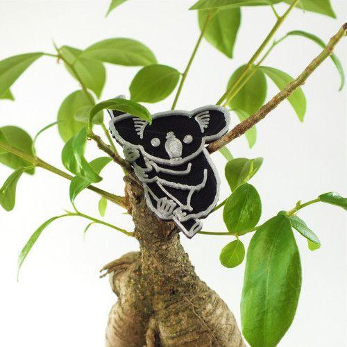 Koala black/silver