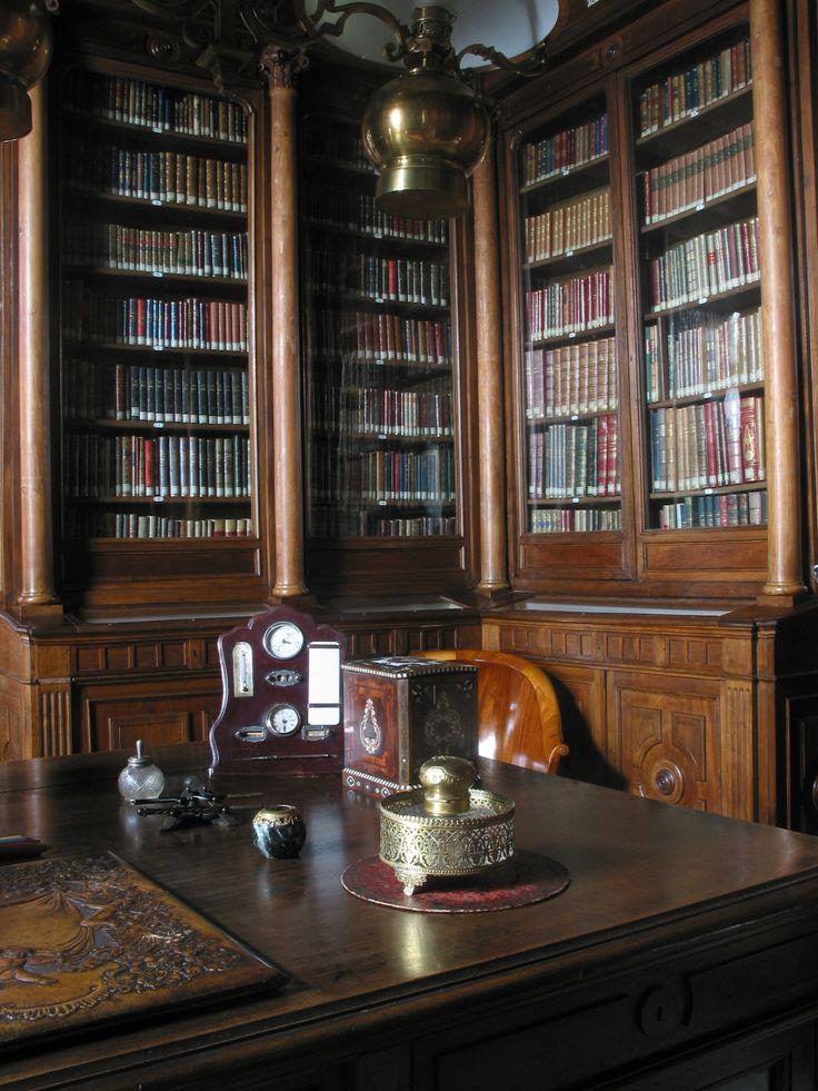 Museo cerralbo biblioteca piso principal los salones - Pisos relax madrid ...
