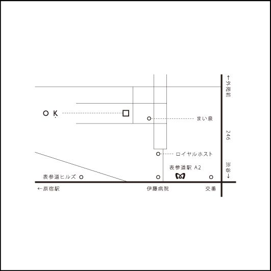 OMOTESANDO KOFFEE / 表参道コーヒー