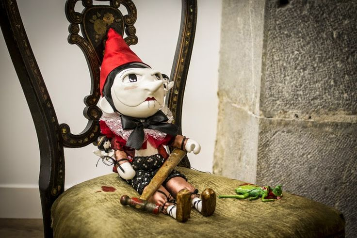 "#ArtToy Exhibition ""The Truth of #Pinocchio "" organized by #ARTtoyGAMA #Collective ... Preparing #EXPOGALLERY #ArtToyShowGAMA #ArtToyExhibitionSPAIN #ArtToyExhibition #ArtToyGallery #ToyArtEvent #Exposition #Exhibition #EXHIBICION #UrbanArt #UrbanToys #PopArt #ARTtoyCULTURE #ToyEvent #ArtToyPhotography by #UraIturralde from Tolosa"