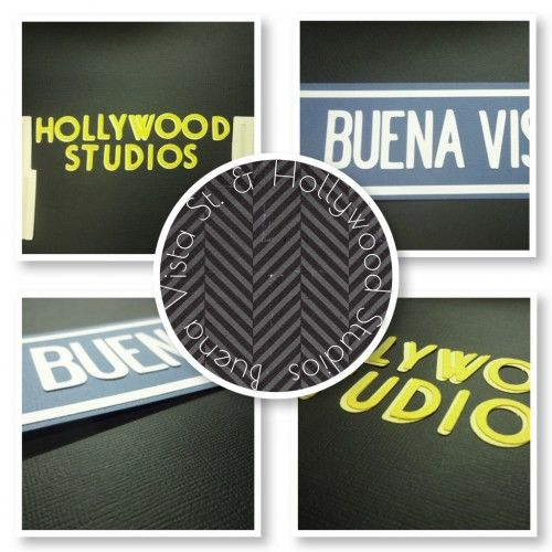 Land Signs – Buena Vista Street & Hollywood Studios | Capturing Magic