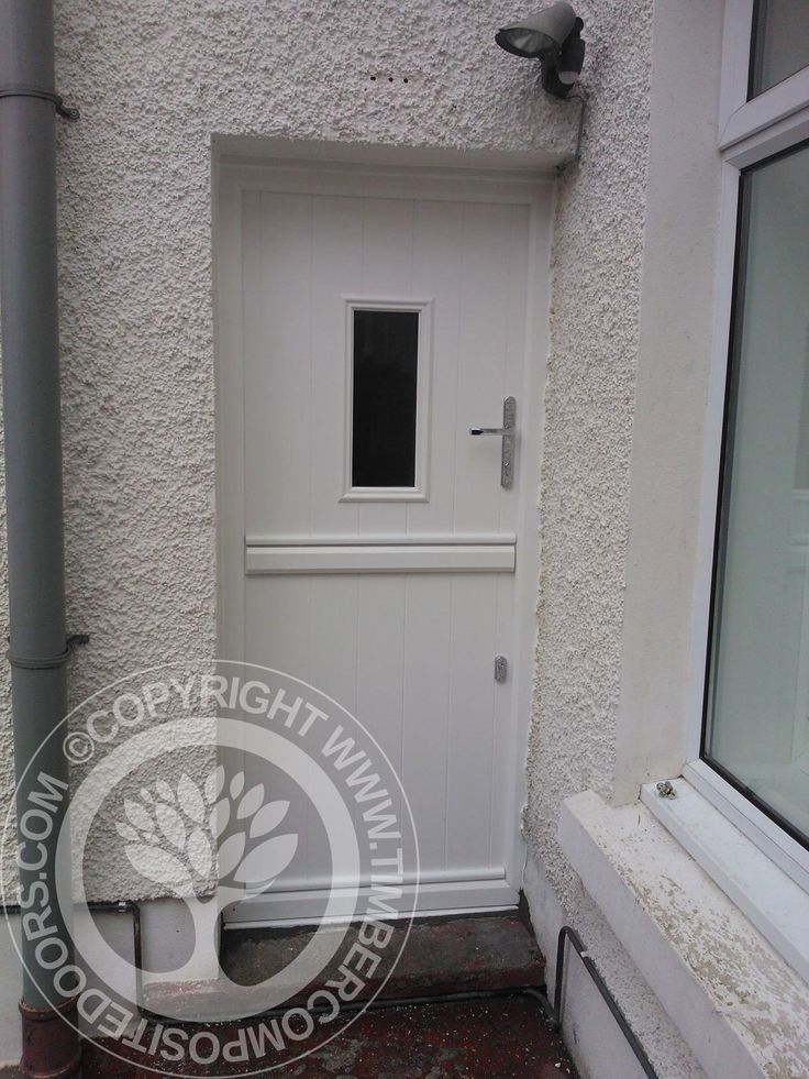 Solidor Flint Composite Stable Door In White Part Of Our Timber Core  Composite Door Range From The Solidor Collection, You Can Design Your  Perfect New Front ...