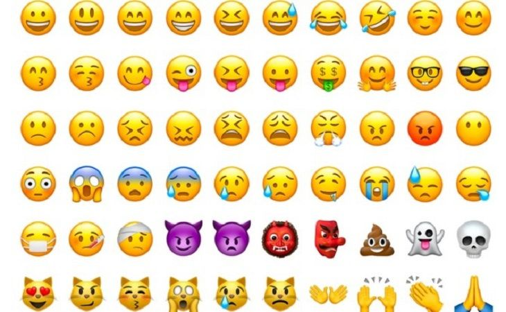 30 Cute Facebook And Twitter Emoticons Emoticon Smiley Codes Facebook Emoticons