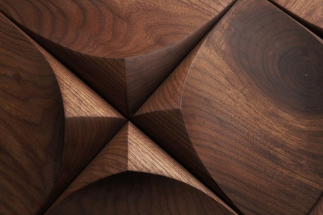 Tiles in wood from Urban Product
