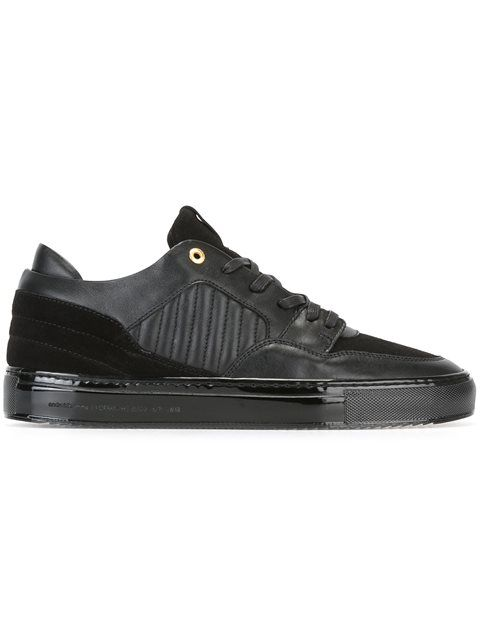 Android Homme Quilted Panel Lace-up Sneakers - Farfetch
