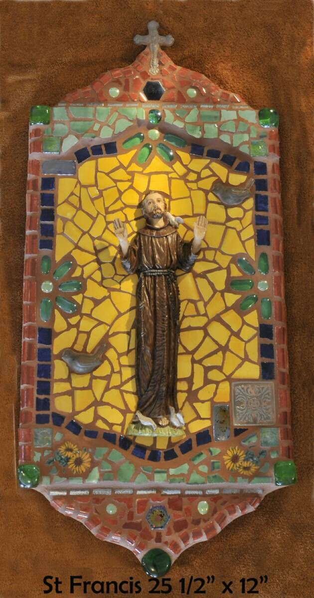 St. Francis. Cindy Duff New Mexico