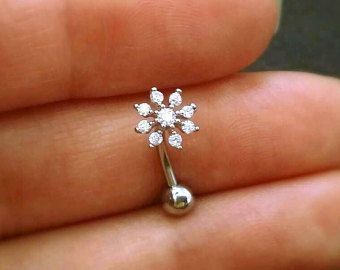 belly button ring – Etsy