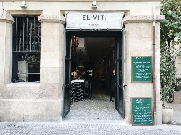 Vermutería El Viti Barcelona