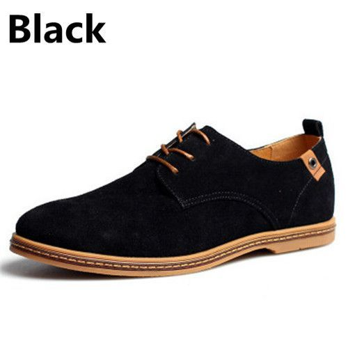 Genuine Leather Loafers - For Men - mens white shoes, mens dress shoes sale, mens boots and shoes
