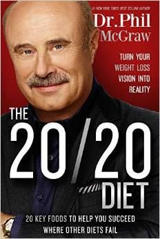 The 20/20 Diet is the newest weight loss book written by Dr. Phil McGraw and he has been promoting this plan via his popular TV show. http://www.everydiet.org/diet/dr-phil