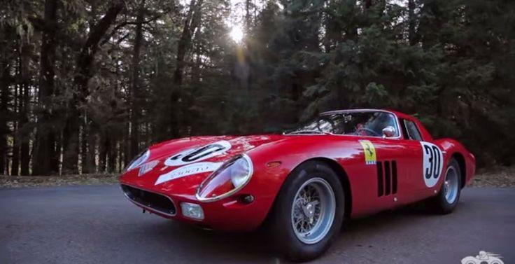 Monkey Motor: 2° Edición de Autos de Leyenda: Ferrari 250 GTO (v...