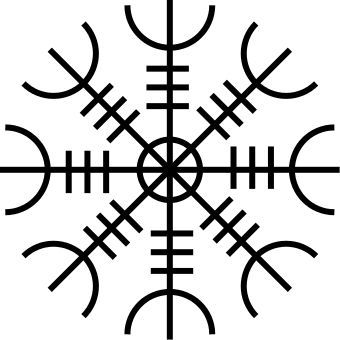 Aegishjalmur - Wikipedia, la enciclopedia libre