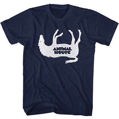 Animal House Horsey Blue TShirt