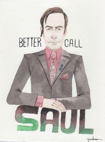 Better Call. Saul.