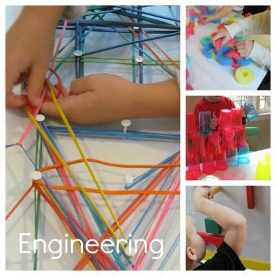 What does STEM look like in preschool and what is STEM anyway?   Teach Preschool