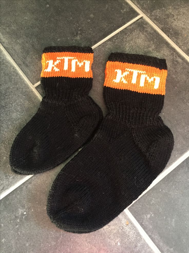KTM ullsokker