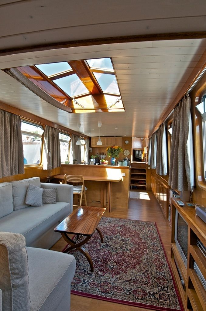 A lot of people forget about houseboats in regards to housing alternatives.  A houseboat may be terrific addition to any waterfront property.