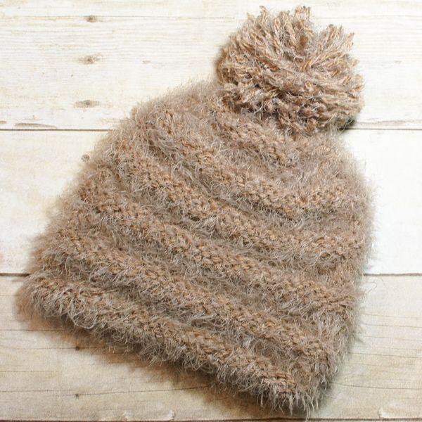Nordic Knit Hat Pattern   www.petalstopicots.com   #knit