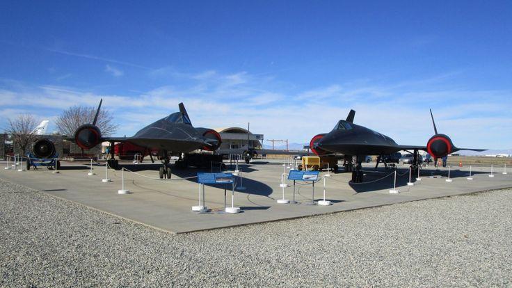 Blackbird Airpark - Palmdale California