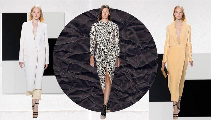 Неделя моды в Нью-Йорке: Proenza Schouler, весна-лето 2014
