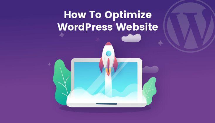 How to optimize wordpress website radiustheme