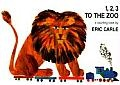 """123 to the Zoo Board Book by Eric Carle: Parents can """"count on"""" this Carle classic to reinforce basic numerical concepts in even the youngest child. Featuring a band of animals traveling to the zoo by train, children can count out the members of each group as they pass by, car by car. Carle's..."""
